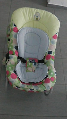 CHICCO  Babywippe   Wippe bunt