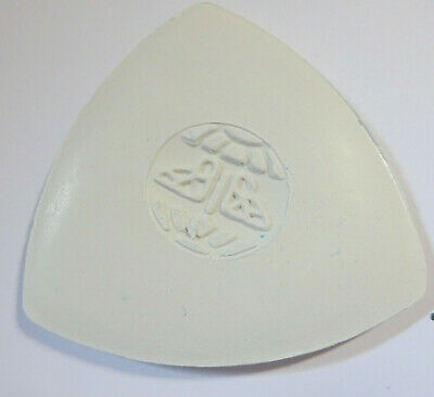 Triangle Shape Tailor's Chalk approx. 60mm wide - 1 Piece - WHITE
