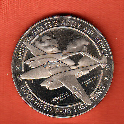 united States army Air Force medallion