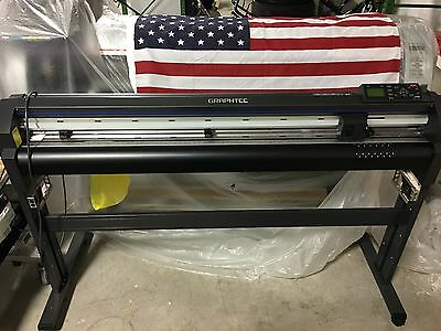 "Graphtec FC8600-130 54"" Wide Contour Cutter Plotter"