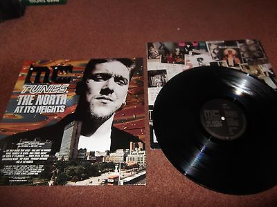 Mc Tunes  The North At Its Heights   Vinyl Lp.ex.