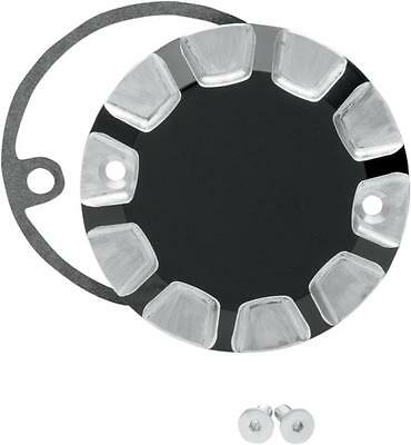 DS Carl Brouhard Straight Points Cover Mach. Black Harley XL883L SuperLow 11-16