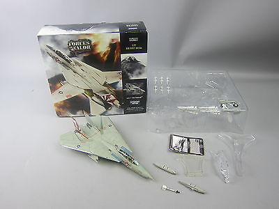 Forces of Valor Diecast Model U.S. F-14A Tomcat with Box 1:72 Unimax