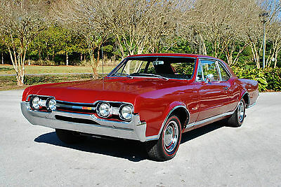 1967 Oldsmobile 442 Hardtop Gorgeous Classic! 400 V8 Manual 1967 Oldsmobile 442 Hardtop Absolutely Beautiful! 400 V8 Manual real deal p.s.