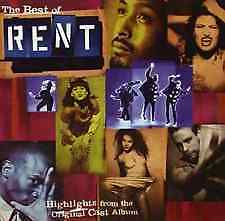 Soundtrack-Rent (Best Of)  (Us Import)  Cd 1999