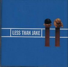 Less Than Jake : The Pez Collection CD ALBUM - 1999