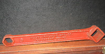Vintage Old Iron Allis Chalmers Mfg Co Farm Implement Tractor Wrench Tool