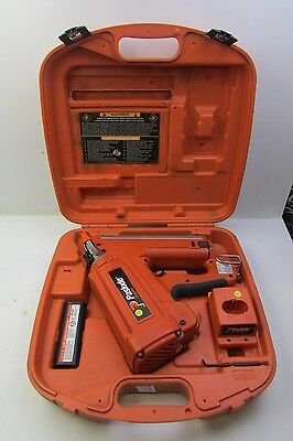 Paslode framing nailer IMCT in case great condition