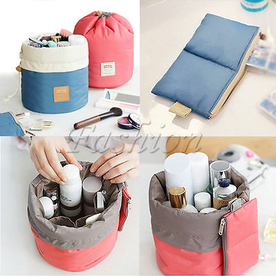 Cosmetic Jewelry Wash Hanging Toiletry Makeup Travel Storage Bag Organizer Case
