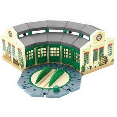 Fisher Price Y4367 Thomas & Friends™ Wooden Railway Tidmouth Sheds