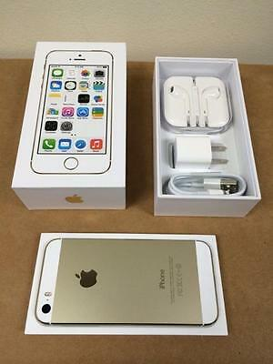 (NEW SEALED BOX) APPLE iPHONE 5S 16GB 32GB 64GB FACTORY UNLOCKED + 12MTH AUS E99
