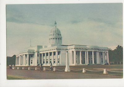 The Town Hall Colombo Ceylon Vintage Postcard 139b