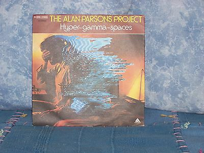 """The Alan Parsons Project - Hyper-Gamma-Spaces-7"""" Nm 1978"""