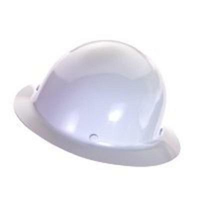 White Hard Hat Skullgard Ratch Safety Works Respiratory Protection 475408