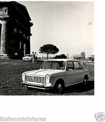 Innocenti IM3 Morris Austin Morris Original Press Photograph