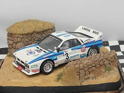 Scalextric Spanish Lancia Rally 037   #3   1.32  New  Unboxed