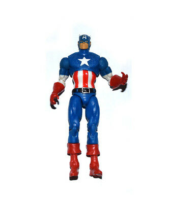"Marvel Universe Infinite Series Captain America 3.75"" Loose Action Figure"