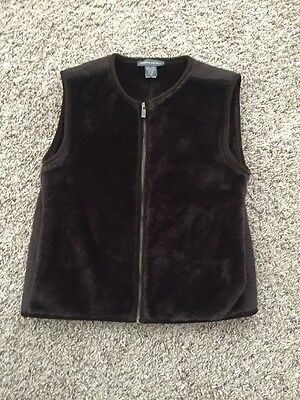Banana Republic Women's Size Extra Small Brown Vest