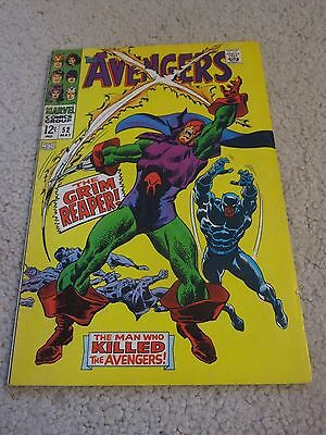 Avengers  52  Fine+  6.5  Black Panther  Giant-Man  Wasp   Infinity Wars