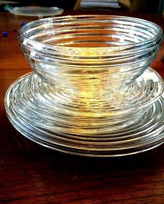lot of Manhattan dishes 5 plates + 1 bowl Very Good