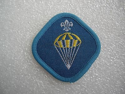 Scout Proficiency Badge ( Paraglider )