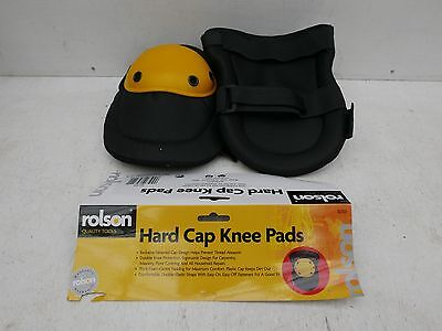 Rolson Hard Cap Knee Pads 82720