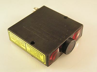 IMO DL/03-P Laser Diffuse Detection Sensor Adjustable 10/30VDC MBC0019d