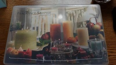 Partylite Fragrance Sampler Citrus & Fruits 22 Candles W/chart New In Box Unused