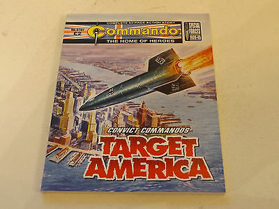 Commando War Comic Number 4707,2014 Issue,super For Age,02 Years Old,very Rare.
