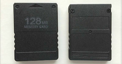New 128MB Memory Card For PS2 x 1