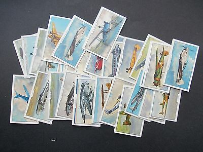 Gallaher Aeroplanes 29 cards