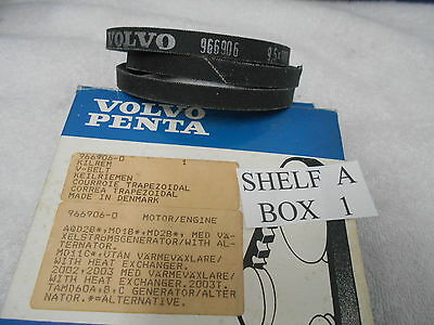 NEW Volvo Penta 966906  V  Belt