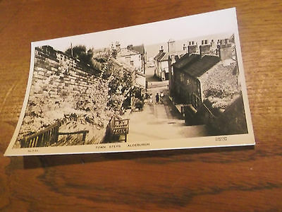 Old Real Photo Postcard Of Aldeburgh In Suffolk