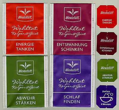 Westcliff Germany Tea Bag Envelopes For Collection 364