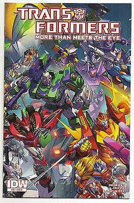 Transformers More Than Meets The Eye #36/Alex Milne 1:10 Variant/IDW Comics