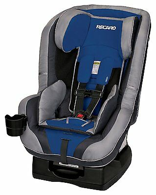 RECARO Roadster Convertible Car Seat in Sapphire Brand New Free Shipping!!