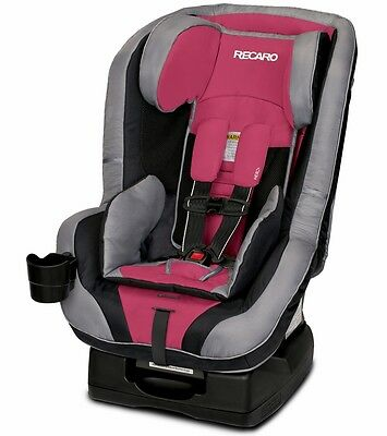 RECARO Roadster Convertible Car Seat in Rose Brand New Free Shipping!!