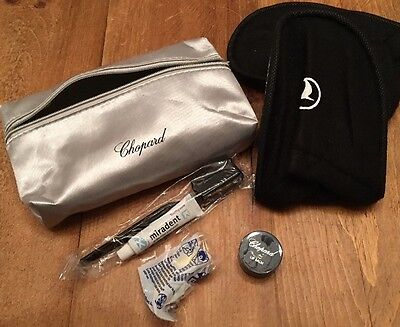 Chopard - Turkish Airlines Business Class Flight Amenity Kit/ Cosmetic Bag
