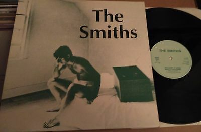 """The Smiths  - William It Was Really Nothing Original Release 12"""" Vinyl Single"""