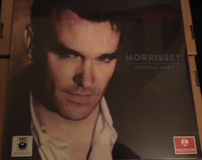 Morrissey / The Smiths - Vauxhall & I Remastered Vinyl L.p. - Mint Condition