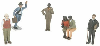 MTH 30-11071, O Gauge, 6-Piece Figure Set  #8- Assortment #1