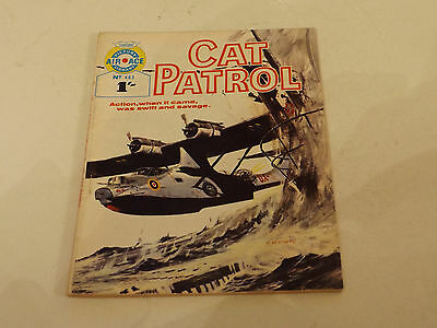 AIR ACE PICTURE LIBRARY,NO 463,1969 ISSUE,GOOD FOR AGE,48 yrs old,V RARE COMIC.