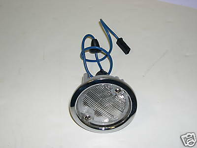 1964-66  Gto/lemans/tempest Back Up Lamp Assembly