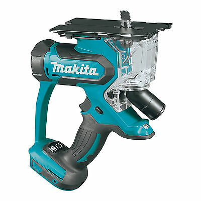 """Makita 18V LXT Lithium Ion Cordless 0.25"""" Stroke Cut Out Saw, Tool Only   XDS01Z"""