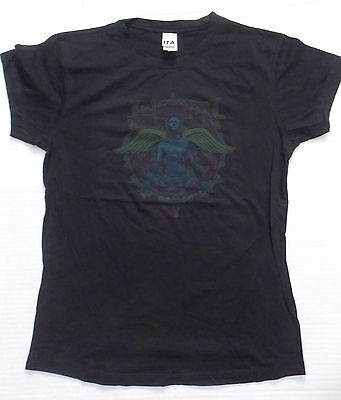 HIM H.I.M.- NEW JUNIORS / BABY DOLL Wings T Shirt- 2XLarge FREE SHIP TO U.S.