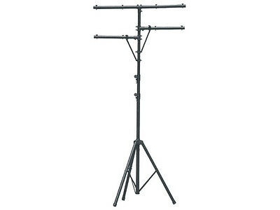 Tripod lighting stand with T-bar and side bars NEW