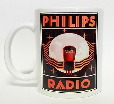 300ml COFFEE MUG, PHILIPS RADIO, PHILIPS MINIWATT