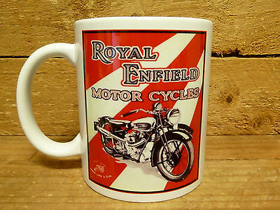 300ml COFFEE MUG, ROYAL ENFIELD MOTORCYCLES