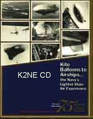 Us Navy Lighter Than Air Experience - Complete - On Cd - K2Ne Web Store