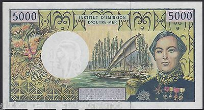 Frence Pacific - 1996 5000 Francs Banknote - Multicolor. Bougainville UNC P3a